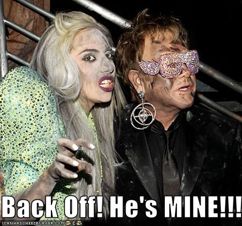 Back Off He S Mine Cheezburger Funny Memes Funny Pictures