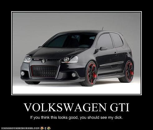 Volkswagen Gti Cheezburger Funny Memes Funny Pictures