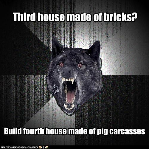 Memebase Three Little Pigs All Your Memes In Our Base Funny