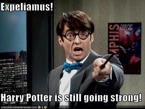 Expeliamus Harry Potter Is Still Going Strong Pop Culture