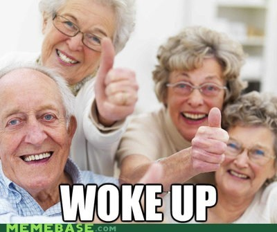 More Success Old People Memebase Funny Memes