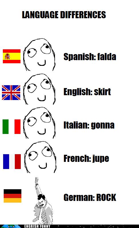 19 Uur Geleden I Find It Strange That They Speak English To Each