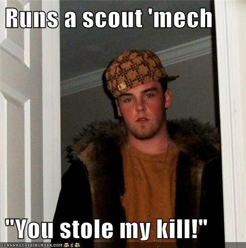 Runs A Scout Mech You Stole My Kill Memebase Funny Memes