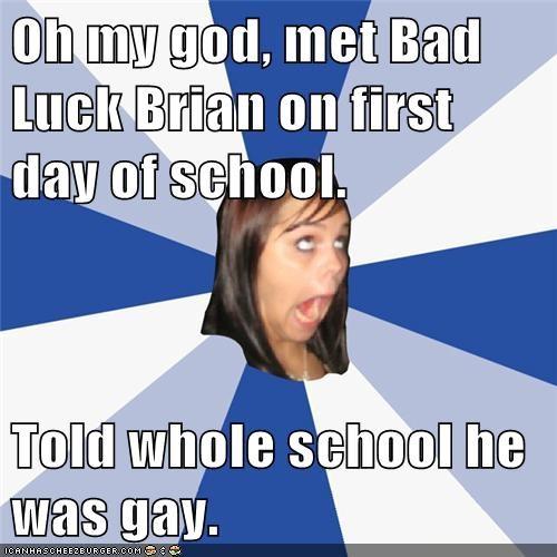My Bad Luck Meme Life Imgflip