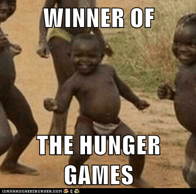 All You Need To Win The Hunger Games Imgflip