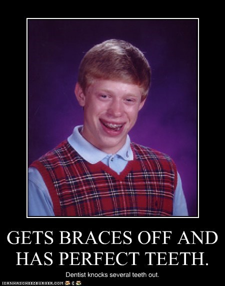 Gets Braces Off And Has Perfect Teeth Memebase Funny Memes