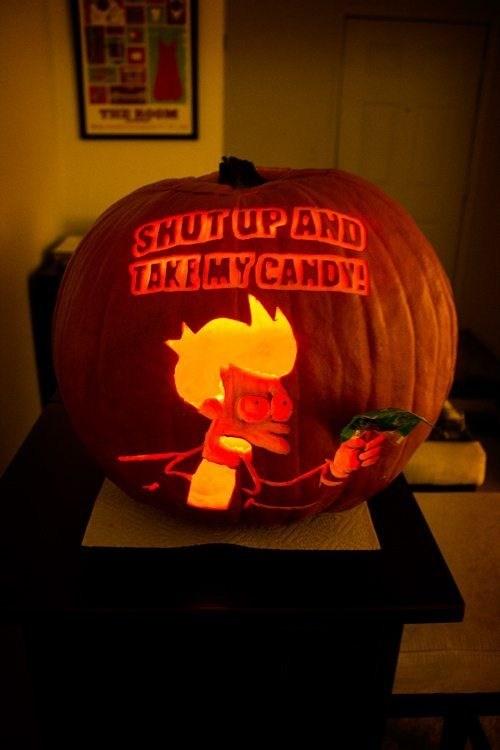 Fry Pumpkin Win Win Epic Win Photos