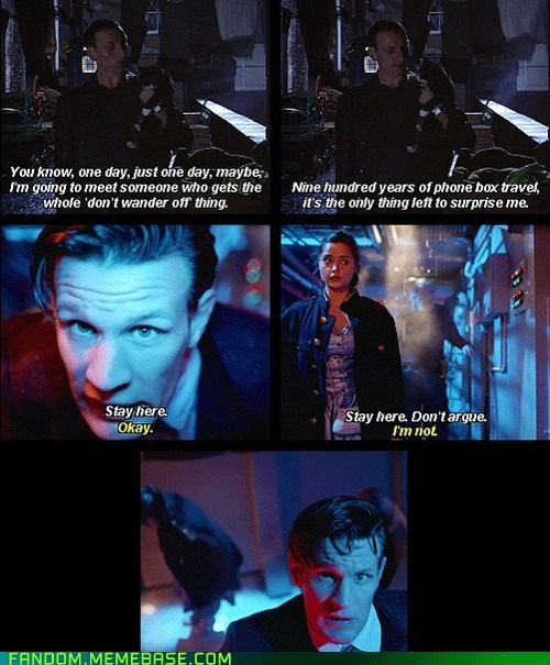 Doctor Oswald But You Can Call Me Clara She Did This To Make