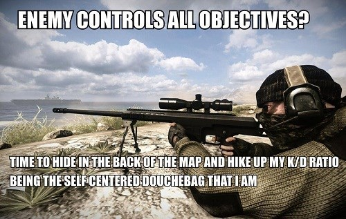 Oh Battlefield Even In The 4th One By Wefl Meme Center