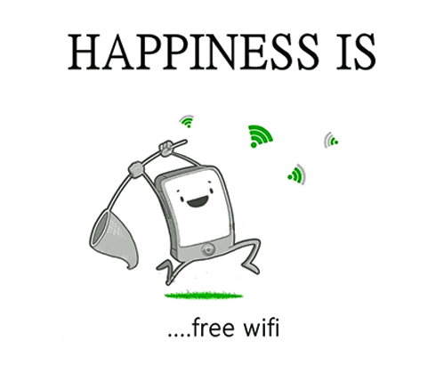 Nothing Brightens Your Day More Than Free Wifi Memebase Funny