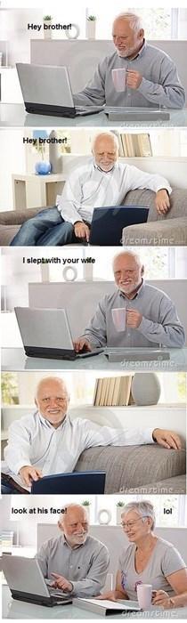Hide The Pain Harold Elektriker Bringt Als Meme Millionen Zum Lachen