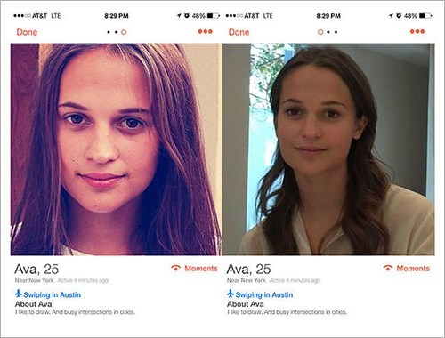 Tinder Users At Sxsw Are Falling For Her Dating Fails Dating