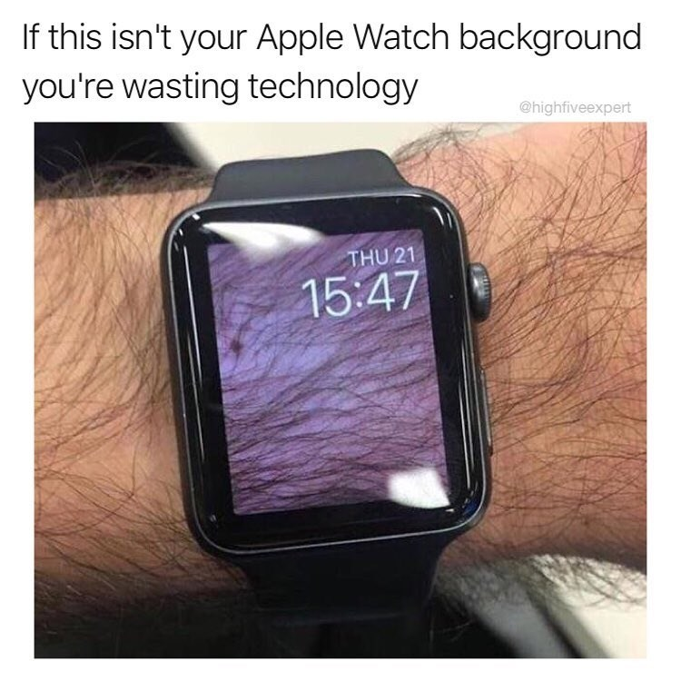 How To Use A Gif As An Apple Watch Wallpaper