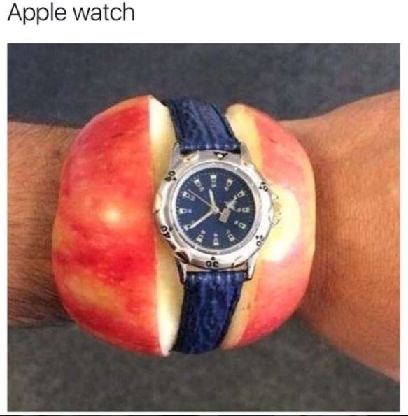 E Beating My Meat At 3am My Apple Watch Why Are You Running
