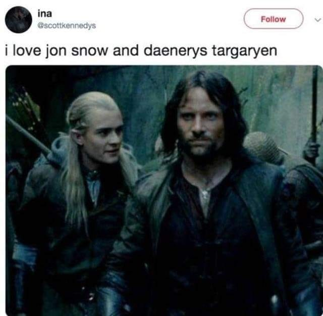 The Fellowship Of The Memes Lotrmemes