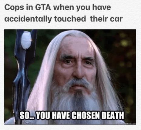 So You Have Chosen Death Memes Lament Risky Decisions Memebase