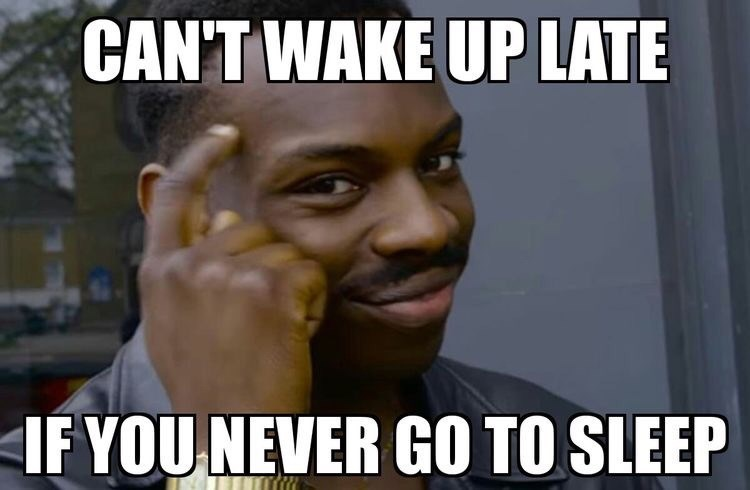 20 Insomnia Memes For When You Can T Go The Eff To Sleep