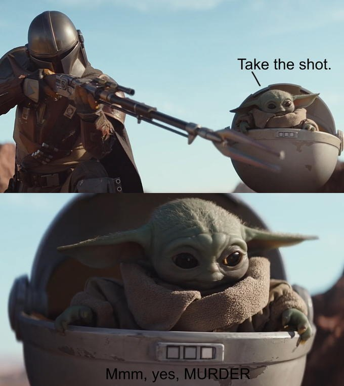 New Baby Yoda Memes Suggest He S Responsible For All Kinds Of