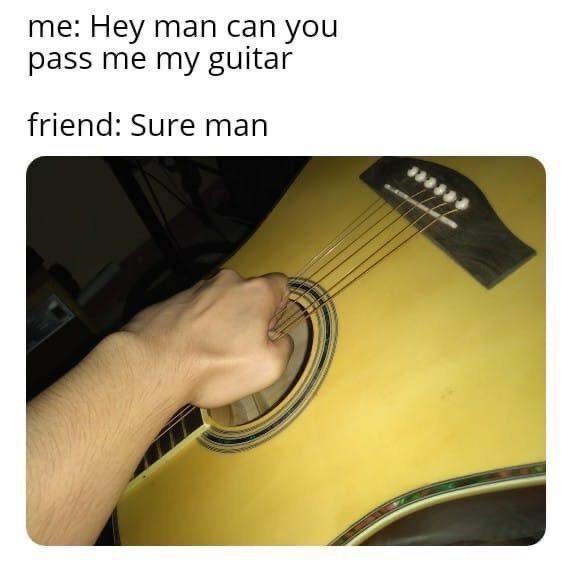 Memebase Guitar All Your Memes In Our Base Funny Memes