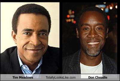 Tim Meadows Totally Looks Like Don Cheadle Cheezburger Funny