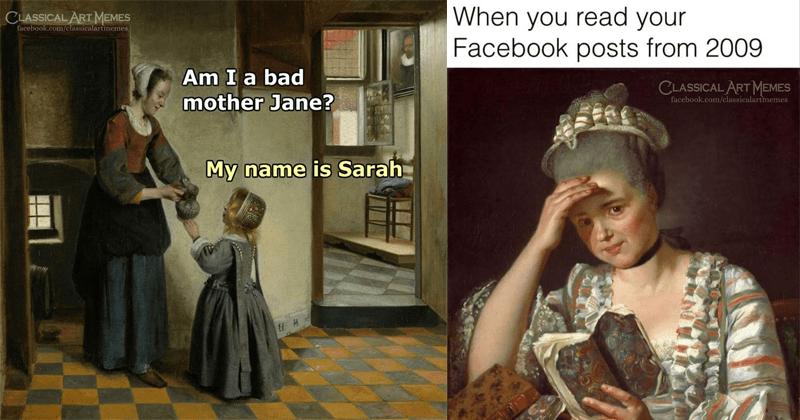 Anxiety Classical Art Memes Know Your Meme