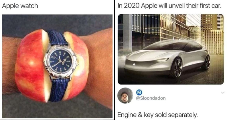Apple Watch Mr Memel
