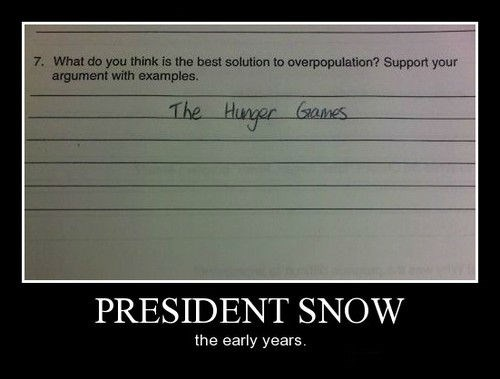 The Hunger Games Prequel Is About President Snow And Fans Already