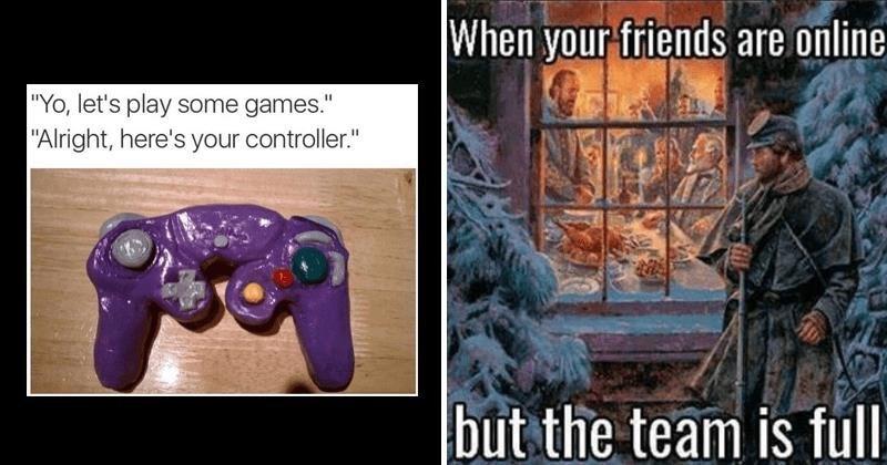 27 Relatable Gaming Memes That Ll Tickle Your Joystick Memebase