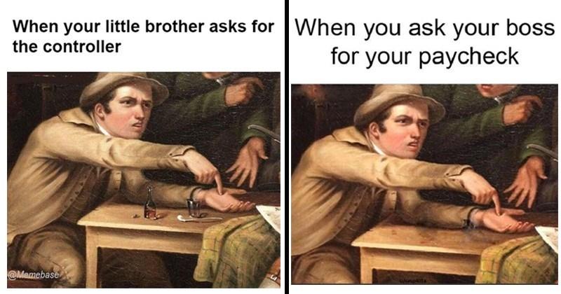 Pin By Liverpool Lass On Meme Templates Classical Art Memes Art