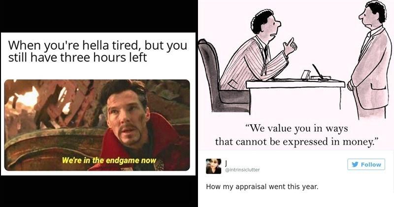 16 Funny Memes About Work Stress Memebase Funny Memes