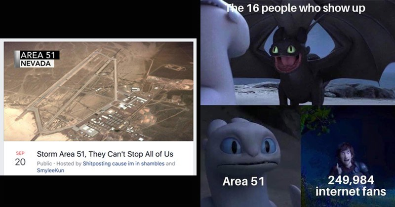 Funny Storm Area 51 Meme Design I M Getting A Baby Alien As A
