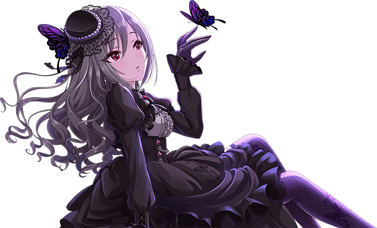 Cinderella Producers Card SSR Kanzaki Ranko Awaited
