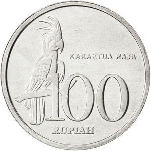Koin: 100 Rupiah (Indonesia) (1999~2010 - Fourth series) WCC:km61