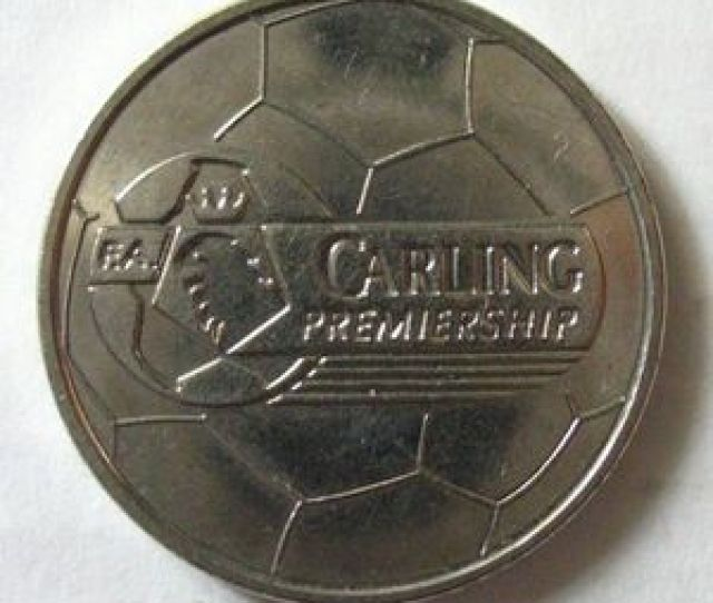 Carling Black Label F A Carling Premiership Football