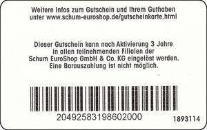 Schum euroshop online dating