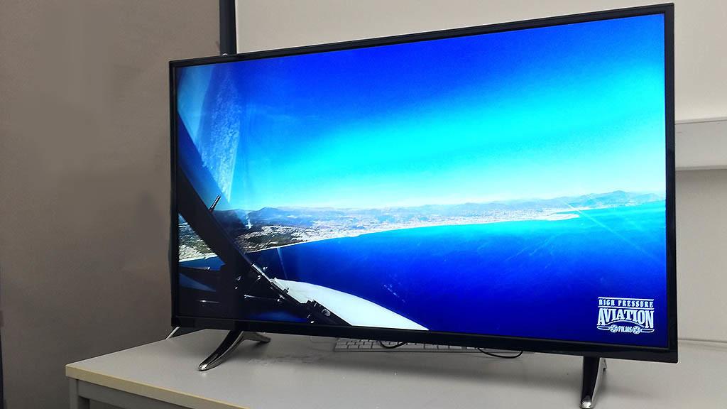 Uhd Tv Mit 43 Zoll Medion X17038 Im Praxis Test Computer Bild