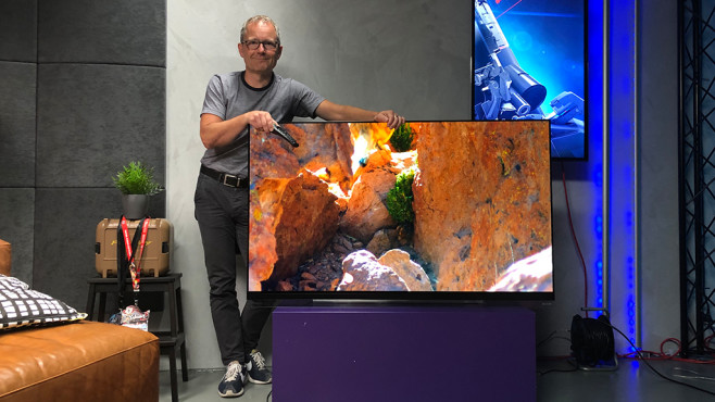 Lg Fernseher 2019 Im Uberblick Audio Video Foto Bild
