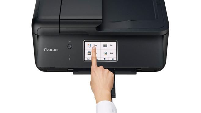 Canon Pixma Tr8550 Bester Drucker Im Test Computer Bild