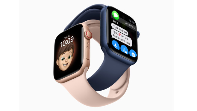 Family setup: Apple turns the Apple Watch into a children's watch