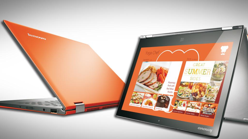 Video Zum Test Lenovo IdeaPad Yoga 2 Pro Mit Touch Klapp Display COMPUTER BILD