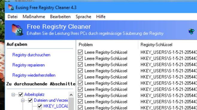 Windows Registry Reparieren Warum Das Unsinn Ist Computer Bild