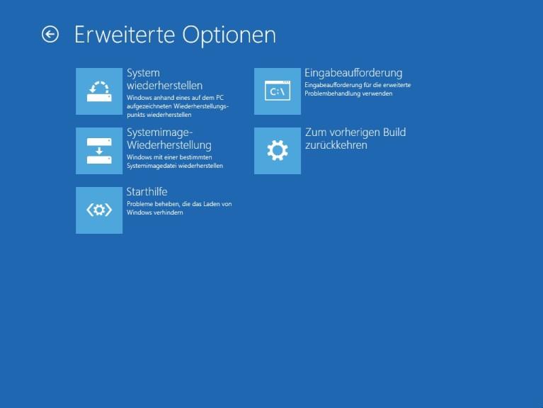 Systemreparaturdatentrager Windows 10 64 Bit Uefi Download Computer Bild