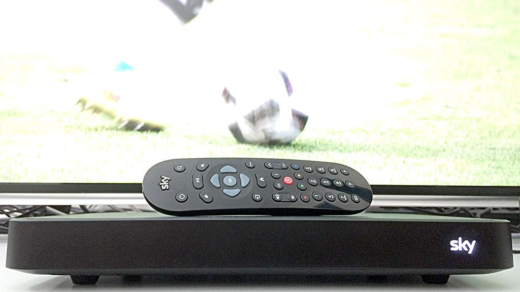 Sky Q Receiver Im Test Audio Video Foto Bild