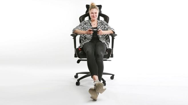 "Aktion: Gaming-Stuhl ""Epic"" günstiger - COMPUTER BILD"