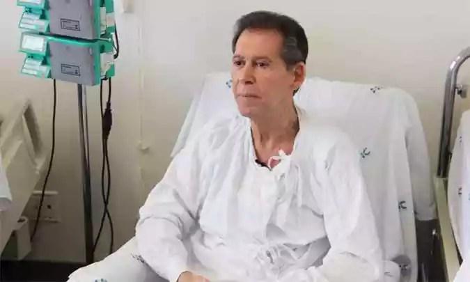 Menos de 20 dias após ser submetido ao tratamento feito a partir das próprias células, o paciente já apresentava remissão da doença(foto: Hugo Caldato/Hemocentro RP/Divulgação)