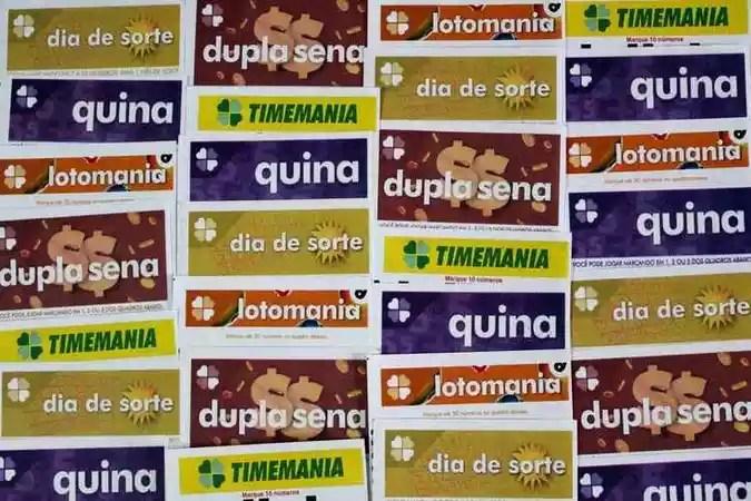Loterias desta terça-feira, 8 de outubro(foto: Ronayre Nunes/CB. Press)