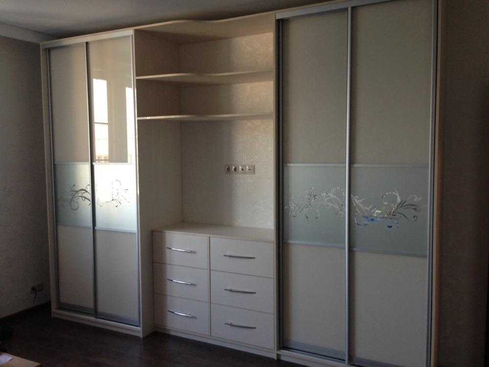 встроенные шкафы купе фото дизайн внутри с размерами 7