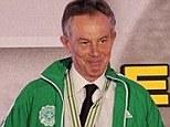 Tony Blair in Manila 2009