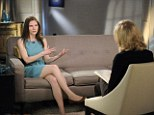 Amanda Knox spoke with ABC News' Diane Sawyer in New York. She has now revealed that she is 'proud' of having a string of one night stands and smoking marijuana at university