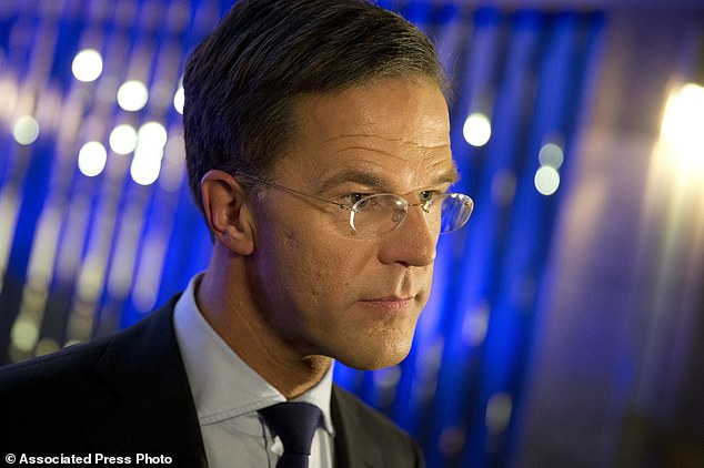 Dutch Prime Minister Mark Ruttehas framed the election as a choice between continuity and chaos, portraying himself as a safe custodian of the nation's economic recovery